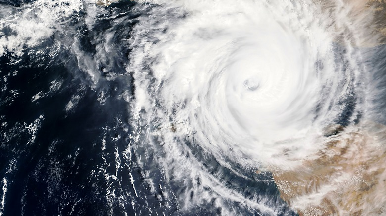 Cyclone View. Photo Credit: Gabiixs/ iStock